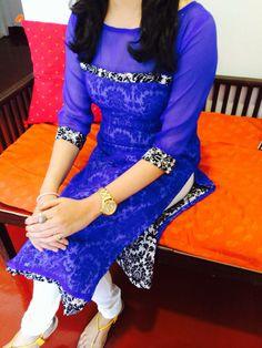 Custom made availaible at Royal Threads Boutique. To order whatsapp at Salwar Pattern, Kurta Patterns, Dress Patterns, Pakistani Dresses, Indian Dresses, Indian Outfits, Indian Attire, Indian Ethnic Wear, Churidar Designs