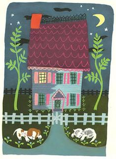 mary blair  This would make a cute quilt