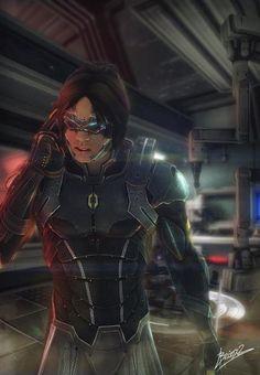 KAI LENG - Mass Effect trilogie et autre