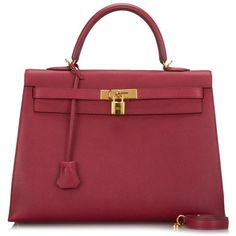 a75a13daf0f Pre-owned Hermes Kelly 35 ( 10
