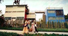 Nombre del Proyecto: Casa Estudio Diego Rivera y Frida Kahlo  Nombre del Autor: Juan O'Gorman.