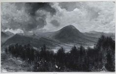 Munții Bucovinei la Poiana Stampei