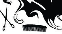 Cabellera de peluquería