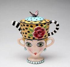 So Cute! Tea for one set! $29.99