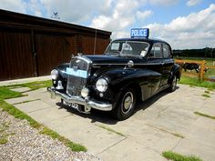 wolseley 6110 police car law amp order 1960 ccc