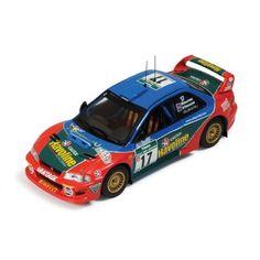 IXO 1:43 Subaru Impreza WRC #17 G.Vincent / P.Bourne Rally New Zealand 2000 - £14.99