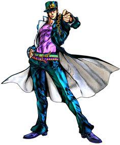 JoJo's Bizarre Adventure: All Star Battle Characters List
