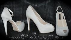 Albano's wedding shoes for this winter