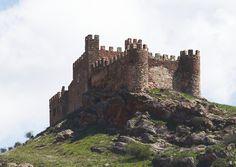 Castillo de Riba de Santiuste - Wikipedia, la enciclopedia libre