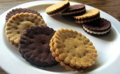 8 felt sandwich cookies
