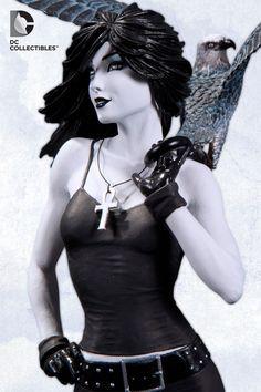 Upcoming Release: Vertigo Cover Girls Death statue | Abare Figures