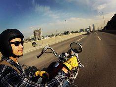 Saturday ride in #santiago shoot by @shmuel360t In the pic: @sinner_1er  #ridelikeyoustoleit #southernriders #santiago #Chile #bobberporn #freerider #metzeller #pirelli #daytonahelmets #rayban #deer #dickies #vs #intruder750vs #suzuki #intruder750 #costanera #vitacura #distinguisedgentlemansride #hd #sportstergram #builtnotbought #freedom Reposted Via @southernriderscustoms