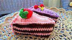 Crochet chokolade cake / Satu ja tarinoita: huhtikuuta 2015