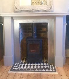 Good Pictures Fireplace Hearth tile Style A fireplace hearth is the important ., fireplace hearth Good Pictures Fireplace Hearth tile Style A fireplace hearth is the important . Fireplace Hearth Tiles, Victorian Fireplace Tiles, Mosaic Fireplace, Log Burner Fireplace, Wooden Fireplace, Fireplace Ideas, Wood Burner, Fireplace Surrounds, Fireplace Mantels