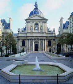 ✮ La Sorbonne in The Latin Quarter, Paris