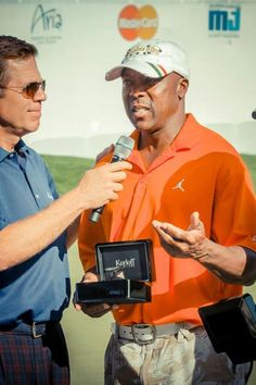 Michael Jordan MJCI Golf Tournament with Korloff PARIS