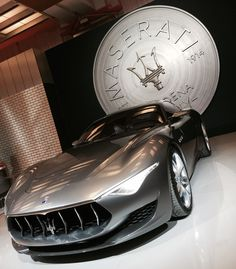 The Alfieri by Maserati