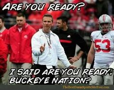 .Oh yes had to Pin this one YES ROUGH AND READY BUCKEYE loving the number 53