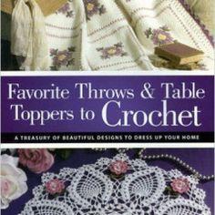Book-Pattern Review - Favorite Kaster & Table Toppers å hekle