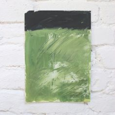 Grey/Green - art by Joanne Headington