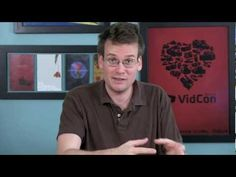 What To Do With Your Life courtesy of John Green. One of my favourite Vlogbrothers videos ever.
