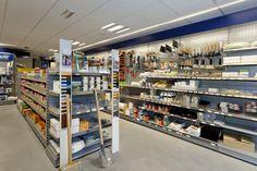 Bouwplein CarpentierMooren shop in shop ijzerwaren