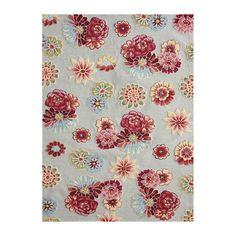 Juliana Rug Cream 152x229, £228, now featured on Fab.