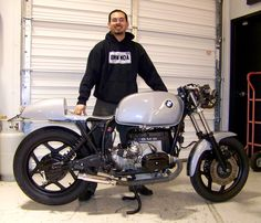 R100 BMWRocker - Pipeburn - Purveyors of Classic Motorcycles, Cafe Racers & Custom motorbikes