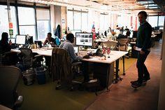 Facebook New York Office