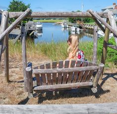 Already missing my favorite weekend spot 😭⚓️🐚☀️ #capecod #yarmouth #happytuesday #chairswing