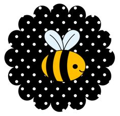 "Bee Party Theme Free Printables - to use with ""Bee a Great Babysitter"""
