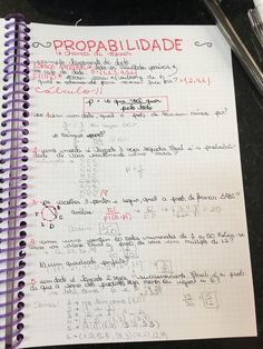PROBABILIDADE Study Help, Study Tips, College Survival Guide, Mental Map, Math Notes, Bullet Journal Notes, School Notes, Study Inspiration, Document