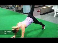 ▶ Bikini/Figure Competition Training - Week 10 - Kristen Gramazio - YouTube