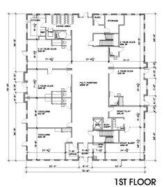 Floor Plan For Children My Someday Childcare Center