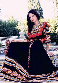 Algerian fashion (Bouira)