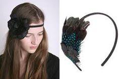 Cute headbands.
