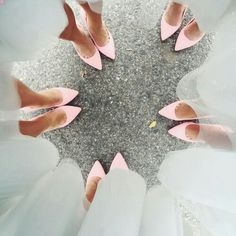 Pink shoes ~♡~