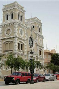 Iglesia en Aguadilla, Puerto Rico