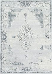 Nuloom Vintage Sherrell Light Grey Area Rug