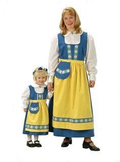 Swedish Dress