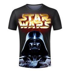 Star Wars Darth Vader Shining 3D Printed - free shipping worldwide