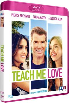 Teach Me Love - BLU-RAY NEUF
