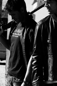 Dean + Sam Winchester #spn The Brothers Winchester <3