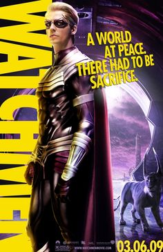 Ozymandias Watchmen A world at peace: there had to be sacrifice