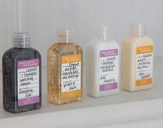 Arran Aromatics Toileteries