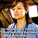 "I got ""Ann Perkins""!"