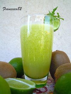 La cucina degli Angeli: Bibite Cocktail e bevande kiwi mela lime