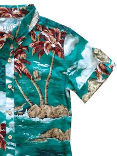 modern aloha shirts