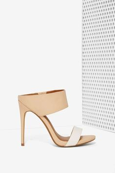 Nasty+Gal+Naomi+Mule+-+Nude+|+Shop+What's+New+at+Nasty+Gal