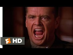 You Can't Handle the Truth! - A Few Good Men (7/8) Movie CLIP (1992) HD - YouTube. A movie to remind us : Don't lose sight of WHAT you are fighting FOR! In this movie the Commmander failed to stand up for those too weak to fight for themselves, like Santiago (a fellow Marine).